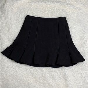 Finders Keepers Black skirt for DV survivor